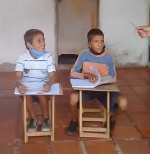Little Schools Program (Escuelita) in Barranquitas, Venezuela