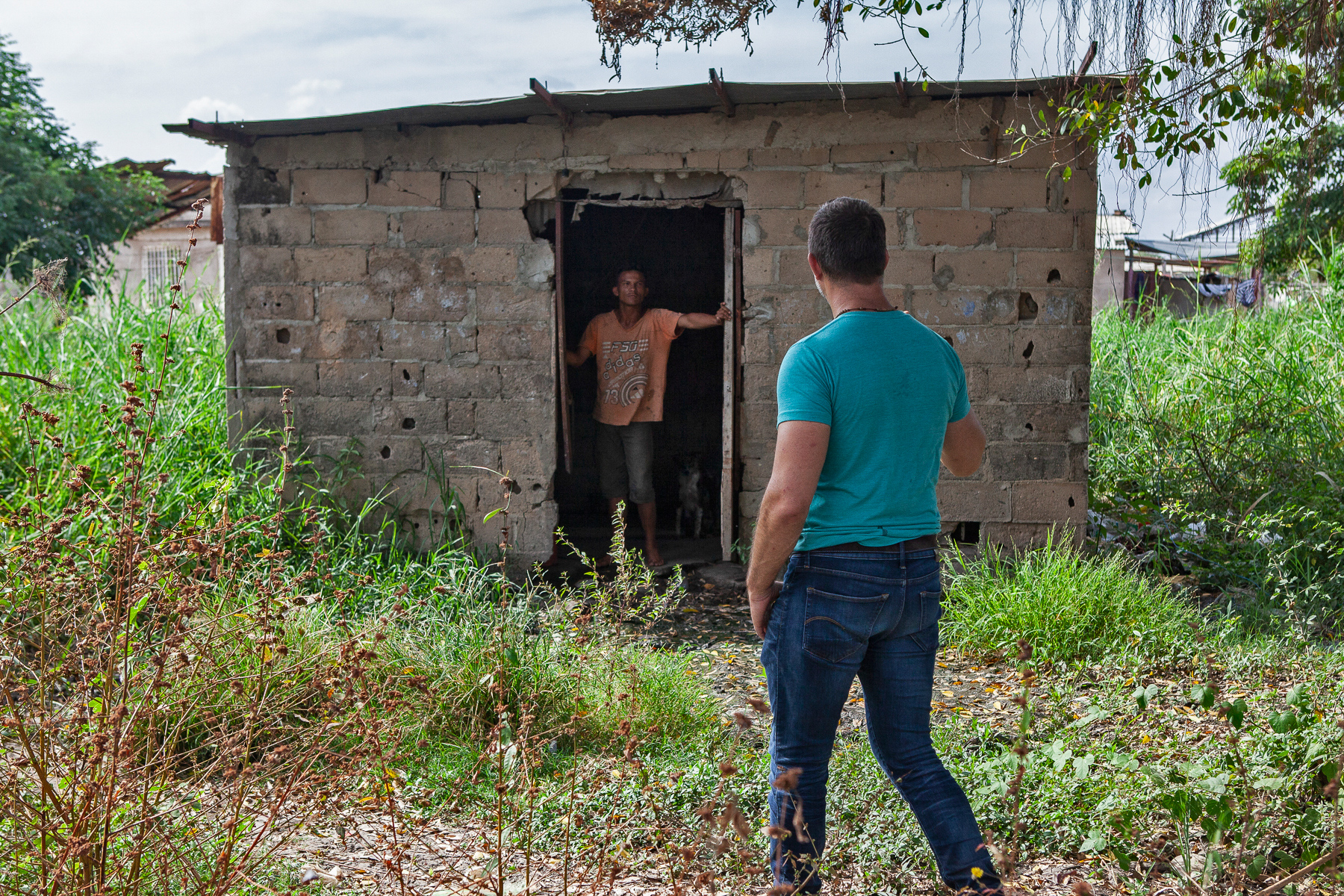 Factor-H and Fundación Habitat LUZ from Maracaibo start working together
