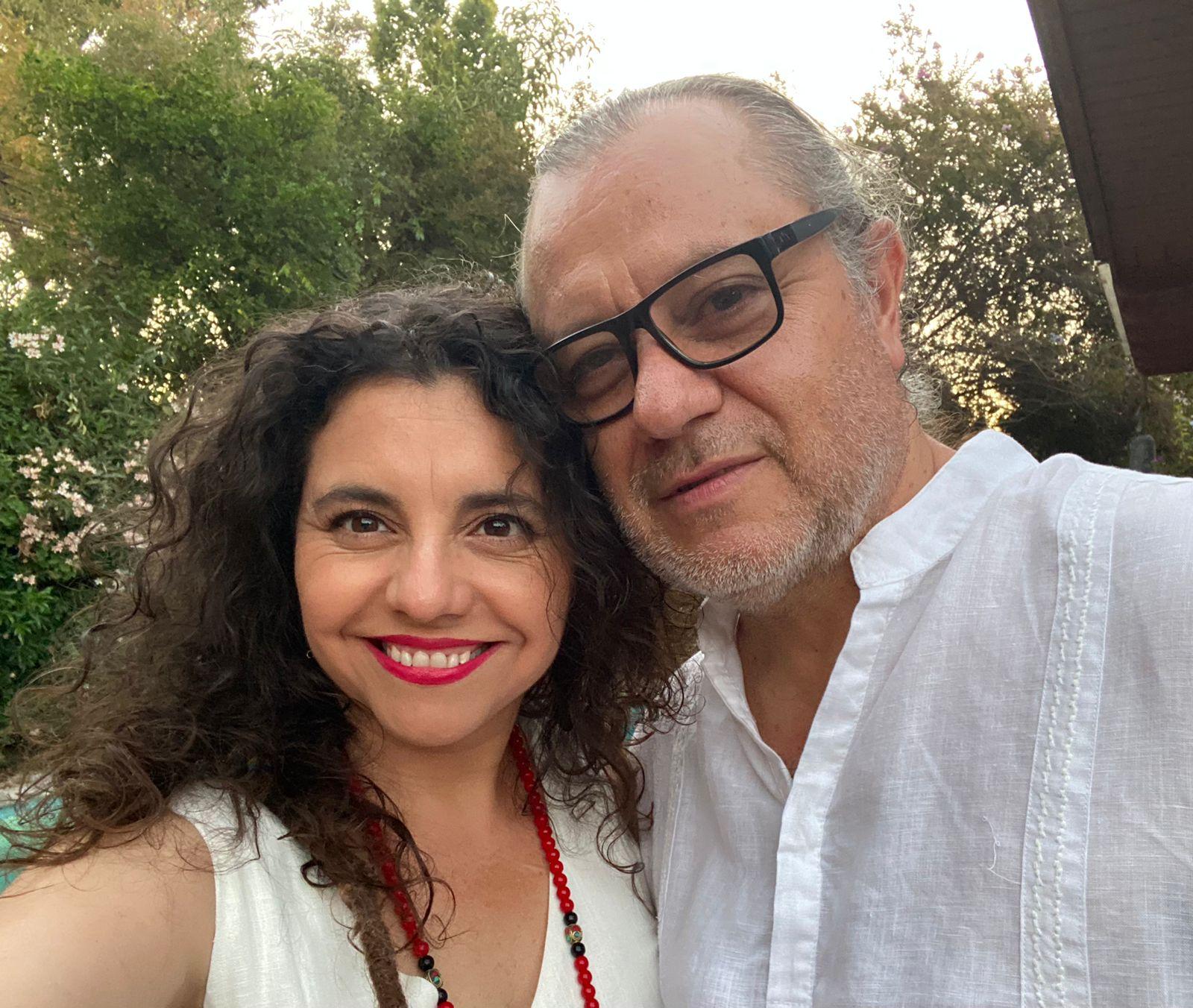 Pedro Chaná & Daniela Alburquerque
