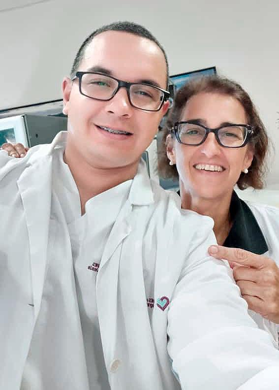 Dr. Rey Varela en Barcelona